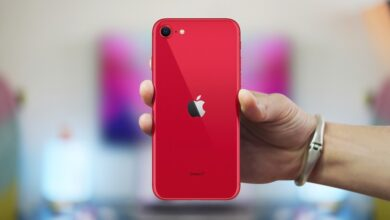 iPhone SE 2020 Product Red